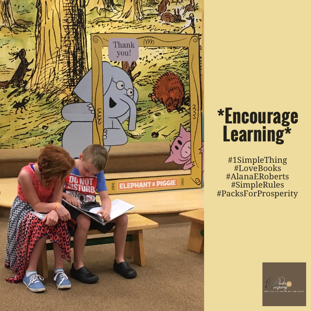 """Encourage Learning"""